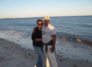 Karen and Hubby